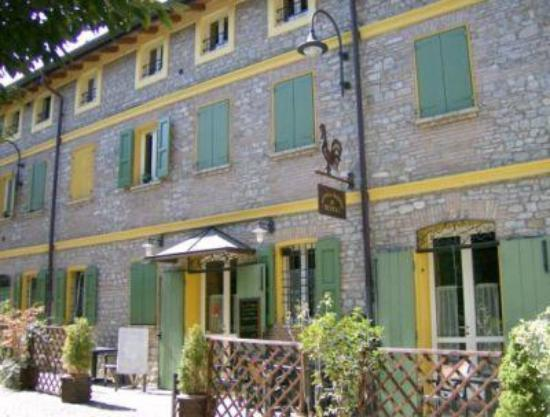 Albinea, Italia: Antica Osteria del Borgo