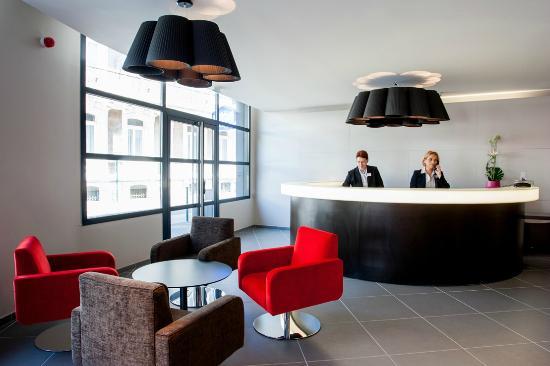 Panorama Hotel : Lobby / Réception