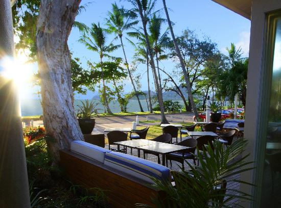 Reef House Restaurant: Our Restaurant with Ocean Views - Breakfast, Lunch, Dinner