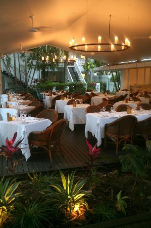 Reef House Restaurant: Dining