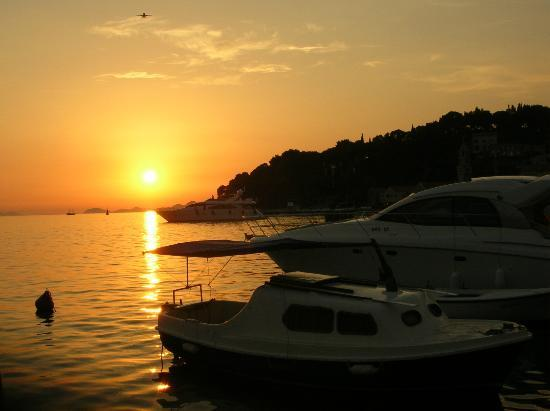 Villa Pattiera: Cavtat Sunset