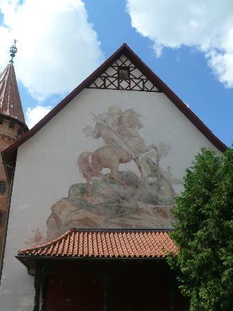 Thüringen, Almanya: Der Drachentöter