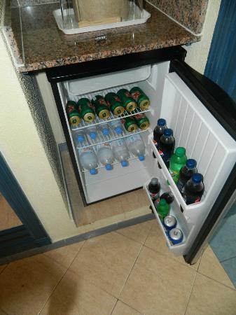 Hotel Riu Cancun: mini bar