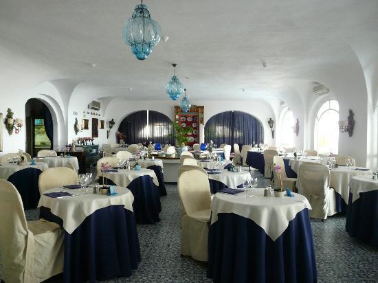 Arathena Rocks Hotel: Ресторан