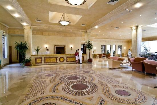 Royal Thalassa Monastir : RECEPTION