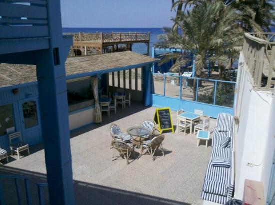 El Primo Hotel Dahab: hotel main area