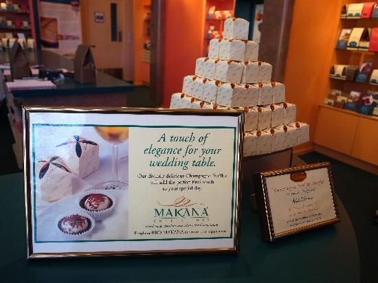 Makana Confections: chocolate goodies~