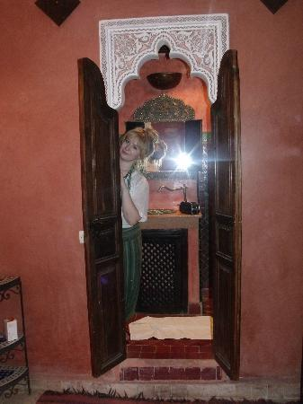 Riad Dar Mimouna Hotel : Bathroom