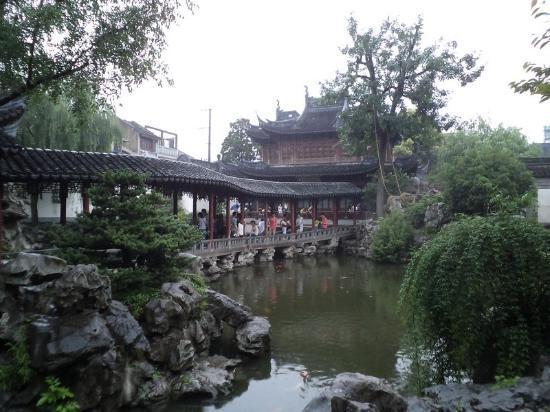 Authentic Shanghai Tour: Suzhou Wang Shi