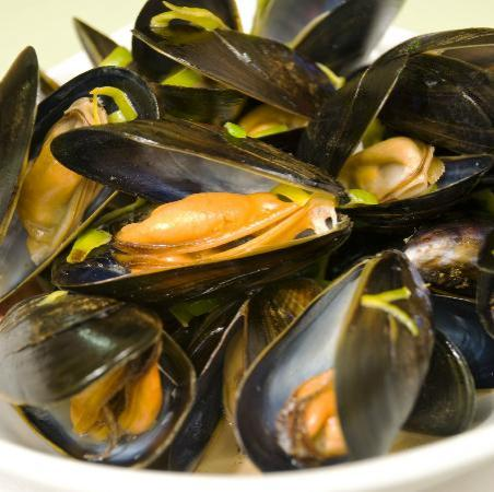 The Coach House Restaurant at Ravenstone Lodge: Moule Mariniere