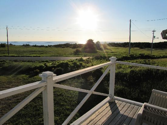 Acres and Ocean Cottage : from the deck