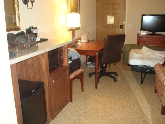 Country Inn & Suites By Carlson, State College (Penn State Area): work area