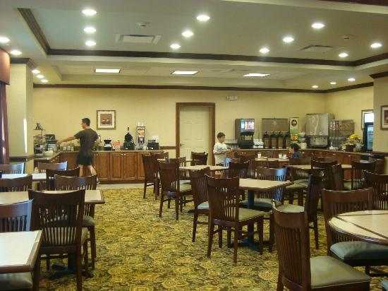 Country Inn & Suites By Carlson, State College (Penn State Area): nice breakfast
