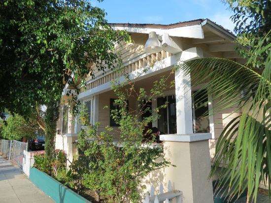 Villa Delle Stelle: Cottage suite porch
