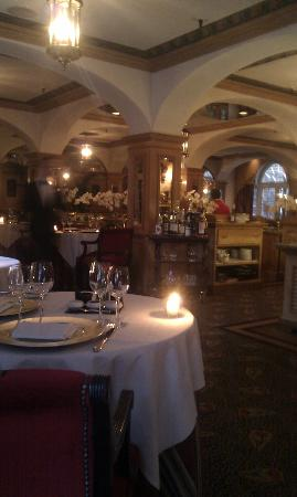 Butler's at the Chesterfield: Restaurant