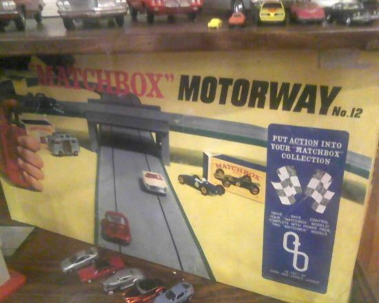 Pontiac-Oakland Automobile Museum: Toy from my hubby's childhood