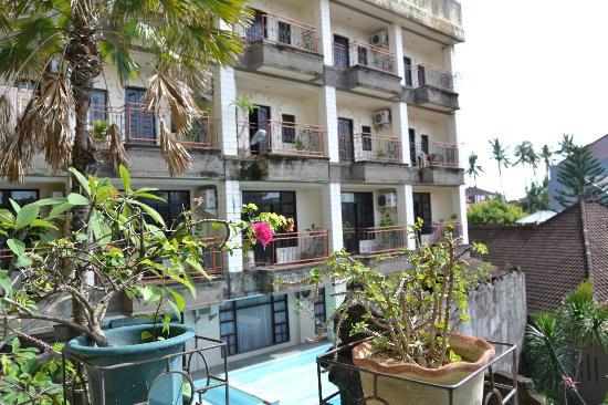 Vilarisi Hotel: Vista dell'Hotel