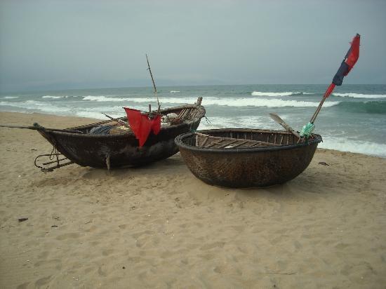 Hoi An Locas Private Day Tours: Fishing boats