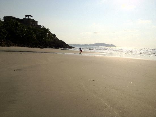 Imanta Resort: Golden Sandy Beach And No Crowds