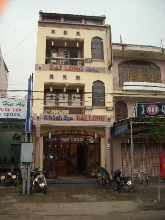 Hoi An Locas Private Day Tours: Dai Long Guest House. Agreat place to stay.