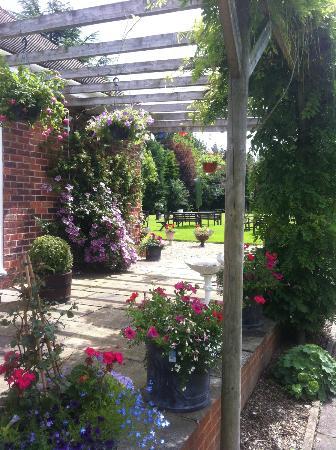 Burton Mount: Garden