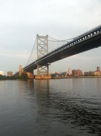 Spirit of Philadelphia: View