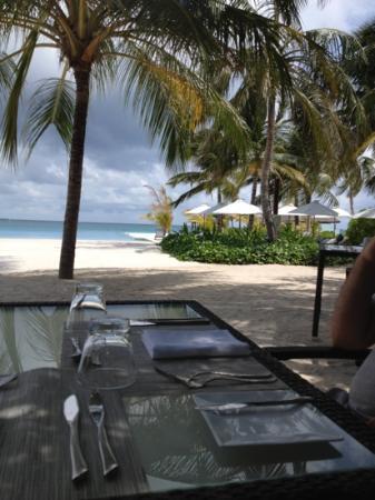 Velassaru Maldives : на обеде