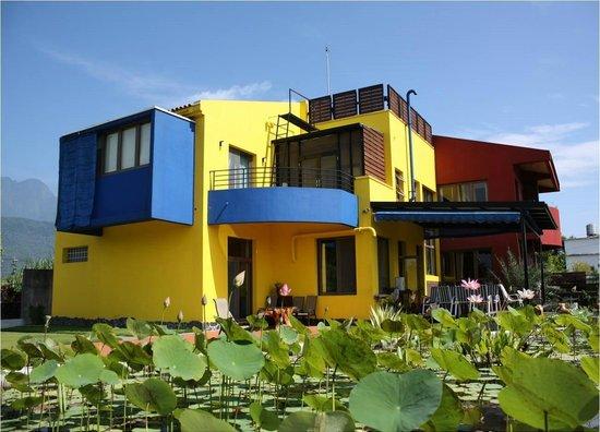 Casa de Angie B&B: casa de Angie's lutos pond