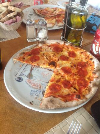 Sale e Pepe: Pizza