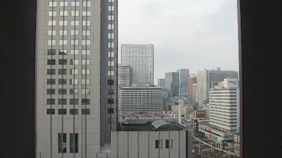 Hearton Hotel Kitaumeda: View of Umeda