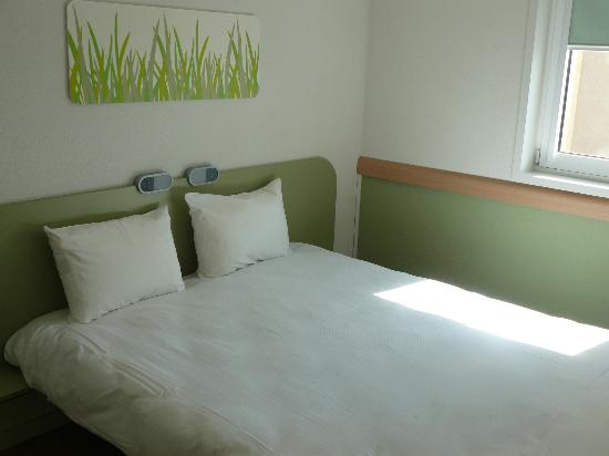 Ibis Budget Luxembourg Sud: Chambre