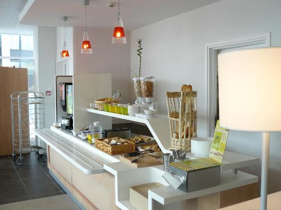 Ibis budget luxembourg sud bewertungen fotos for Hotel petit budget