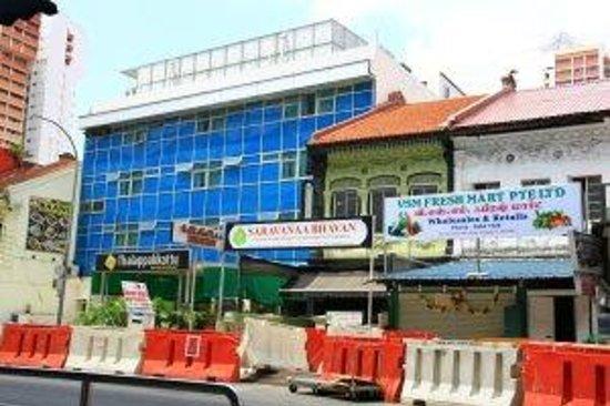 Aspinals Hotel : aspinal hostel
