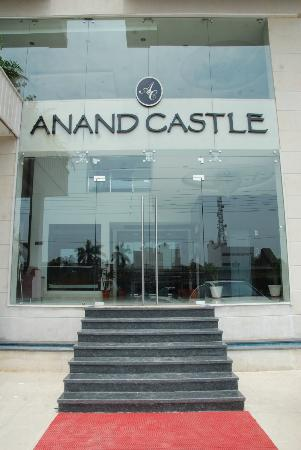 Kashipur, Indien: Anand Castle