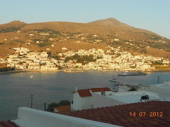 Mare Vista Hotel - Epaminondas: θεα το ηλιοβασιλεμα