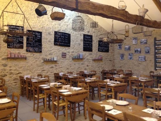 D 39 cole originale picture of les tables du bistrot for Table originale