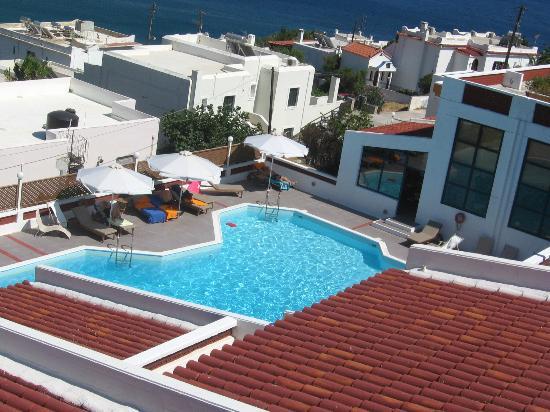Mare Vista Hotel - Epaminondas: πισινα