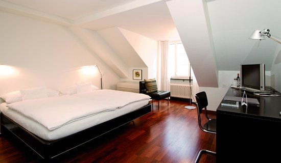 Hotel Helmhaus : Double Room Superior Design