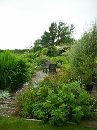 Doolin Garden and Nursery: Doolin Garden - Somewhere to rest your legs