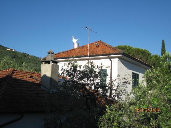 Castelnuovo Magra, อิตาลี: la struttura.