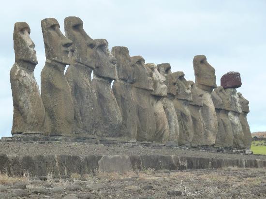 Tekarera Kainga Ora & Kainga Nui: Ahu Tongariki