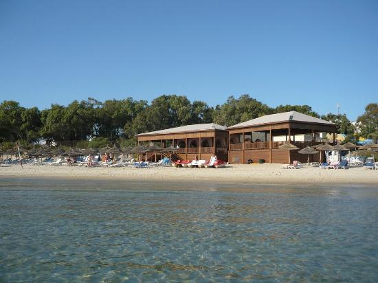 Marhaba Royal Salem: sol & sombra beach bar & restaurant