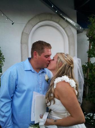 A Storybook Wedding Chapel : Outside the chapel :)
