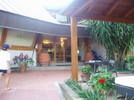 La Bussola: l'hotel