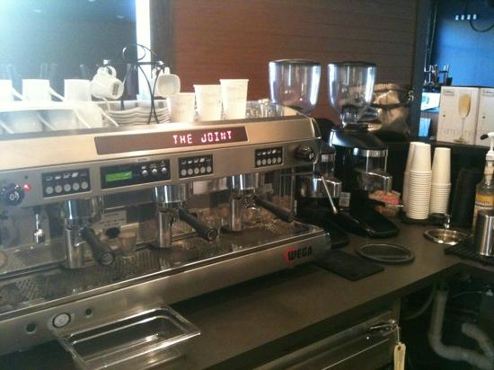 The Joint: coffee bar