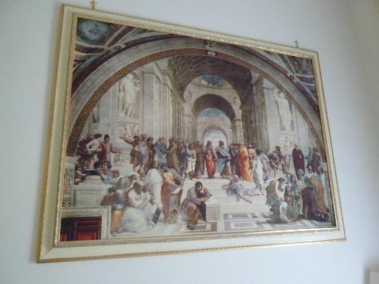 Domus Via Veneto: Raffaello