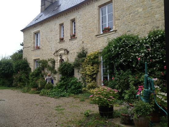 Manoir des Doyens : the house