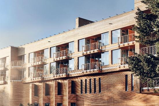 Sopot Marriott Resort & Spa: Hotel Facade