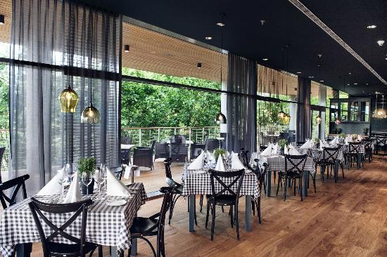 Sopot Marriott Resort & Spa: Pescatore on 1st floor