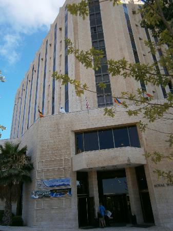 Ramada Jerusalem: PUERTA HOTEL